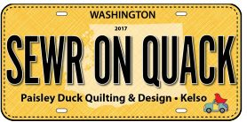 Sewr on Quack