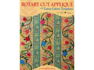 rotary cut applique