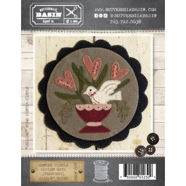 Feb Woolen Mat Pattern