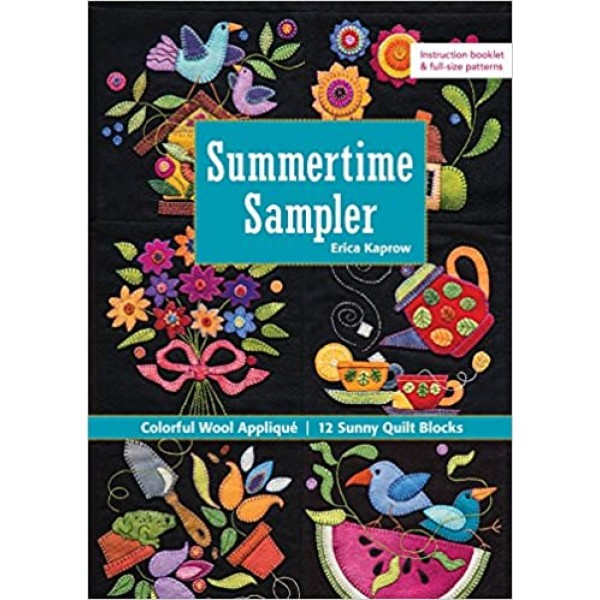 Summer Sampler Patterns